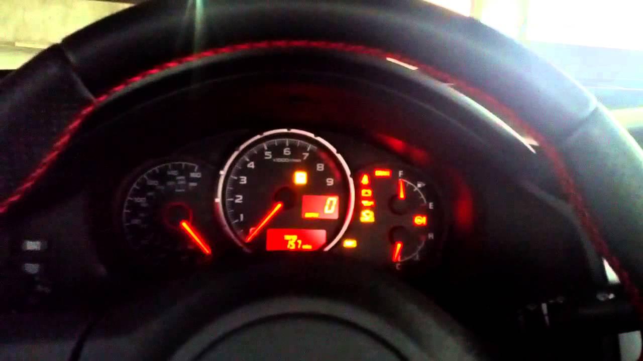 Subaru Brz With Proximity Key Won T Start Youtube