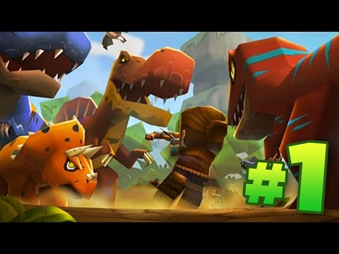 Dinosaur Hunting! | Call Of Mini : Dino Hunter - Ep 1