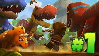 Dinosaur Hunting! | Call Of Mini : Dino Hunter - Ep 1
