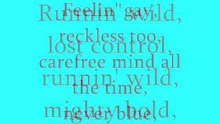Marilyn Monroe-Running Wild (w / lyrics)