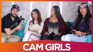 COMO GANHAR A VIDA FICANDO PELADA O DIA TODO? - DESENCONTRO COM CAM GIRLS
