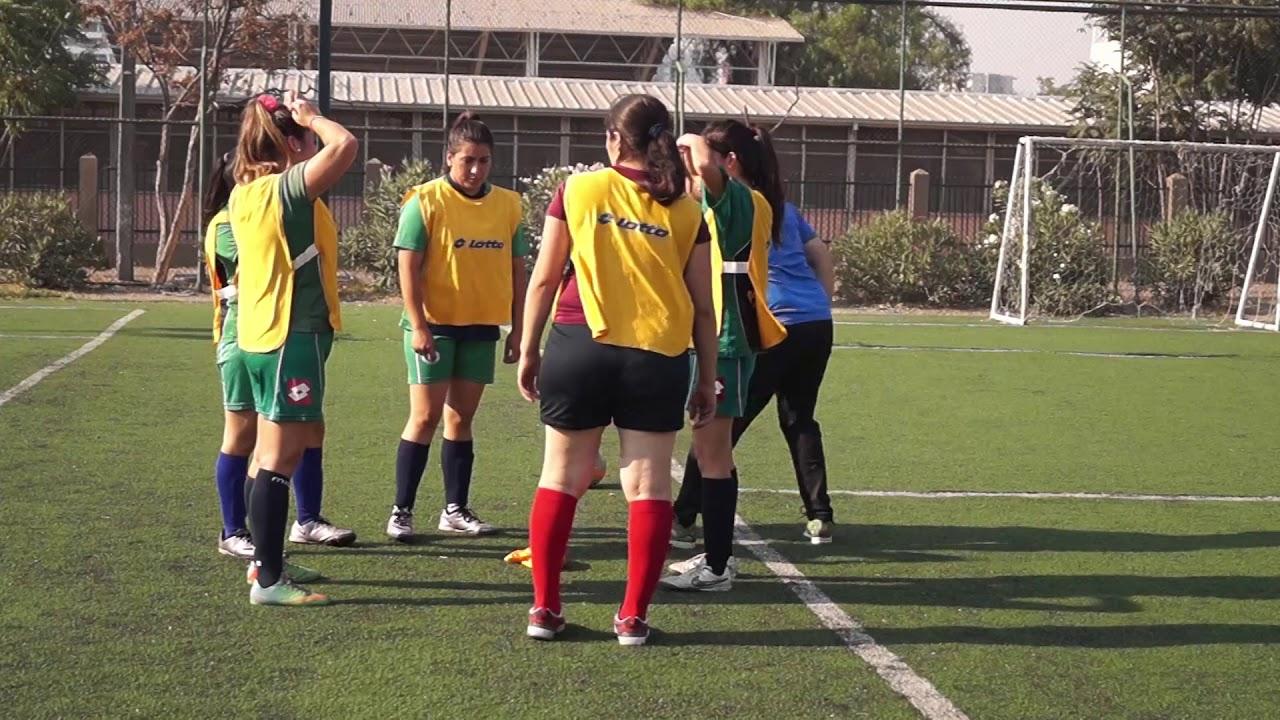 Escuela Red Fútbol Femenino Youtube