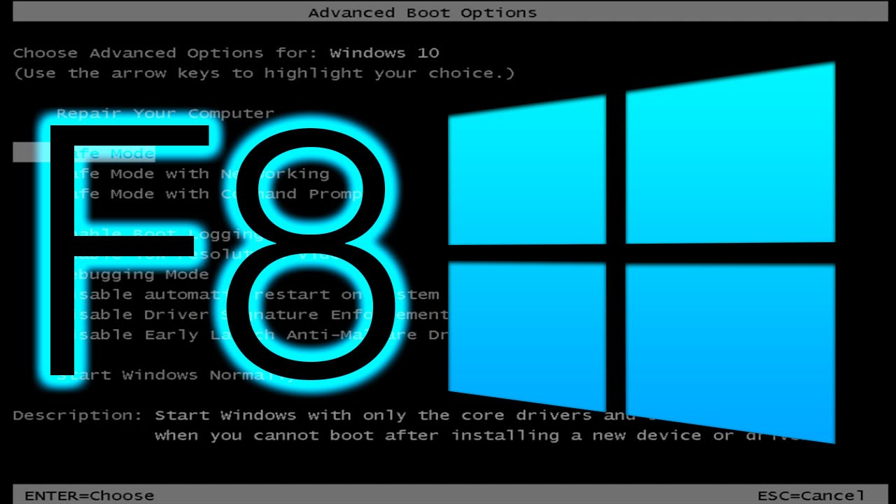 how to clean boot windows 8.1