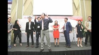Clip THCN Khoanh khac De thuong NOVOTEL 5 phut 23 02 18
