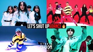 'Let's Shut Up & Dance' by Dance Crews l [WE LIT