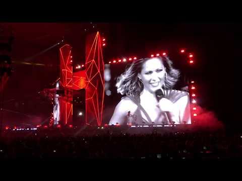 Helene Fischer - Frankfurt Stadion Arena - 20 Jul 2018 - Herzbeben - PetziAZ