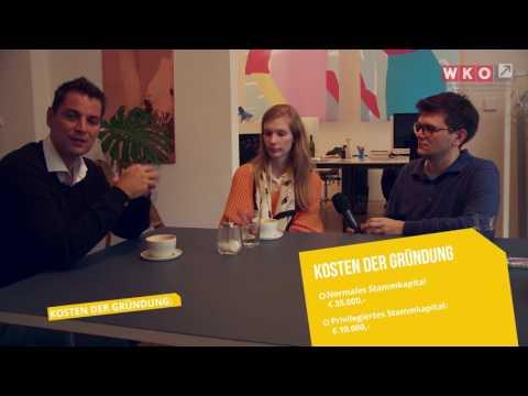 Welcome Founder! Folge 4: Vom Ein-Personen-Unternehmen zur GmbH