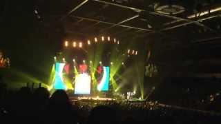 American Idol Paul Jolly, Janelle Arthur, and Kree Harrison Summer Nightd