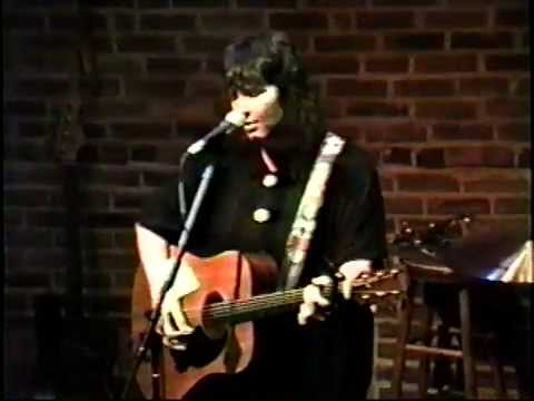 kristen hall: 1991-05-14 trackside tavern - decatur, georgia