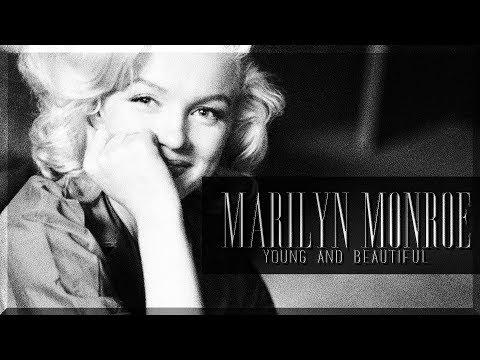 marilyn monroe | young & beautiful [HBD Marilyn]