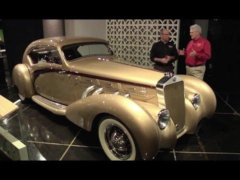 Petersen Automotive Museum (full episode)