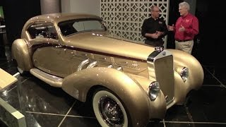 Petersen Automotive Museum (full episode)