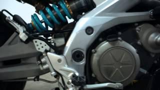 Мотоцикл Aprilia Dorsoduro 750 от CEMECO.ru
