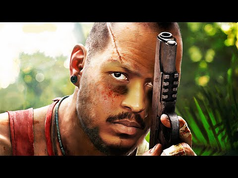 Far Cry 3, but I use ONLY a pistol (challenge for charity!)