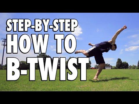 How To B-Twist Tutorial