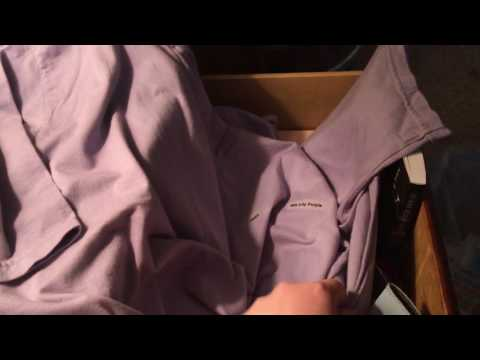 Egyptian cotton Tshirt review