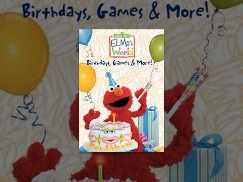 Download Sesame Street: Elmo's World: Birthdays, Games & More!