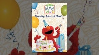 Sesame Street: Elmo's World: Birthdays, Games & More!