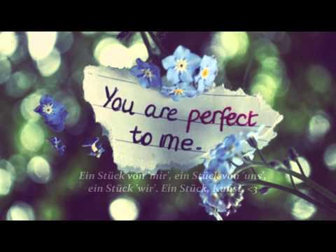 Denn du bist mein Herz, du bist mein Glück! ♥