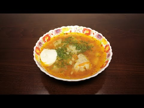 легкий суп рецепт пошагово