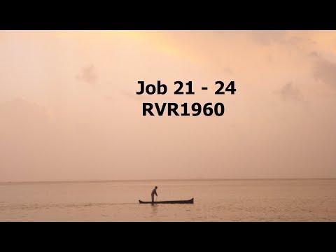 La Biblia hablada/ Job 21 - 24