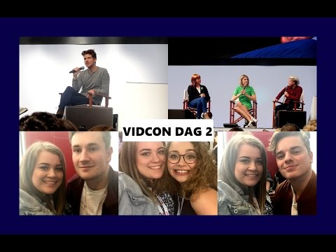 VLOG Vidcon Europe 2017 Dag 2: Foto met Oli White & Jack Maynard | The Joyful Things In Life
