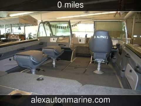 2013 Lund 186 Gl Tyee 175 Mercury Verado New Boats Alexandria