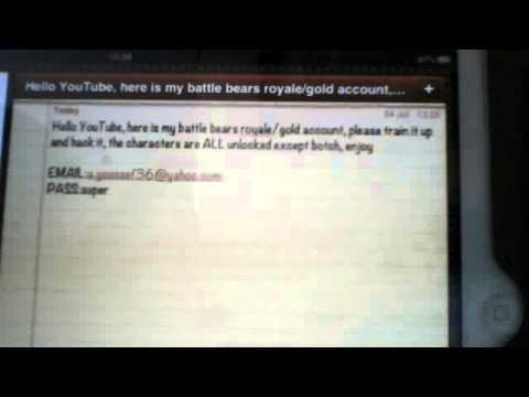 battle bears gold download hack