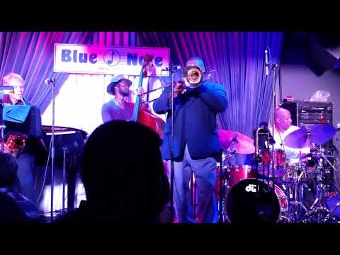 David Sanborn at The Blue Note, NYC 9-17-17