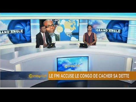 Dette cachée du Congo, le FMI confirme
