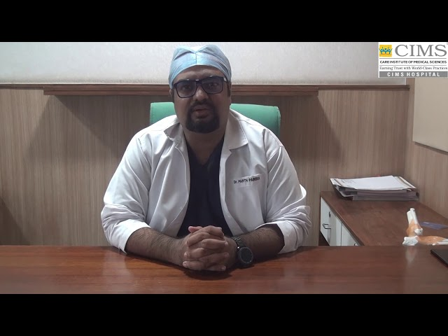 Inability to Walk to Painless Walking - Dr. Parth Parekh. Patient Testimonial : CIMS Hospital