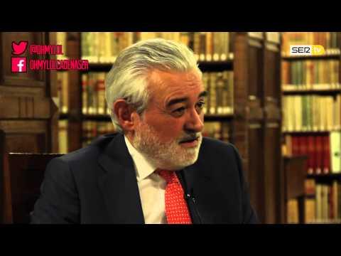 """Darío Villanueva, director de la RAE: """"En la Academia hay mucha malignidad cordial..."""