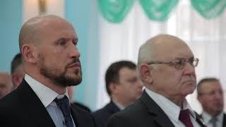 Торжественное заседание муниципалитета Ярославля. Взаимодействие мэрии с молодежью