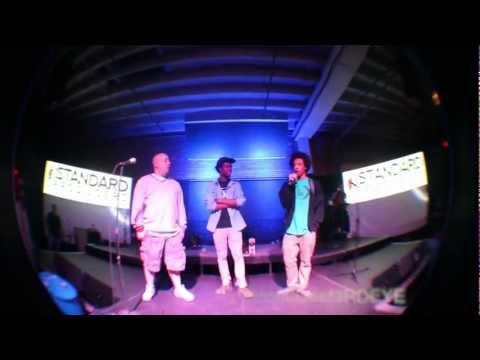 iStandard Beat Battle Charlotte, NC | IQTSM & Kenneth Cartel