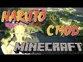 "Minecraft - обзор модов - ""Naruto C Mod"" #4"