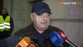 Венци Стефанов: Славия дава възможност на младите българи