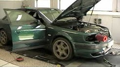 Audi S4 775hp dynorun @ Special Tuning Harinen Oy
