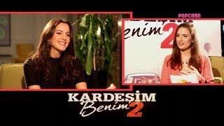 Ardıç Duygu KARDEŞİM BENİM 2 Röportaj Pınar Deniz, Leyla Feray ve Ferdi Sancar