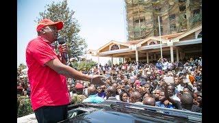 Elections only path to presidency, President Kenyatta says