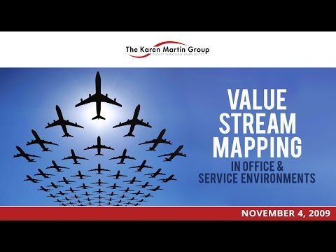 Value Stream Mapping In Office & Service Environments