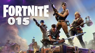 [Let's Play] Fortnite ⚡ Rette die Welt I #015 [HD60]