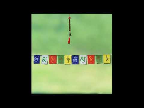 Tibetan Prayer Flags Om Mani Padme Hum