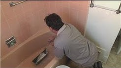 Grouting Help : How to Regrout a Bathtub