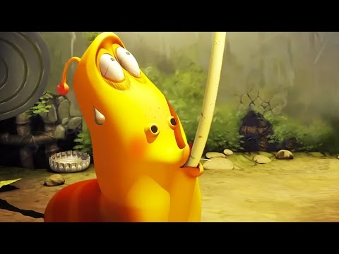 LARVA - LARVA AND THE SPAGHETTI | Videos For Kids | Kids TV Shows Full Episodes