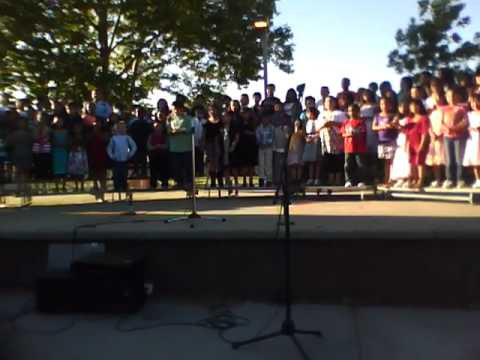 Filipino Song-Clairmont Elementary School