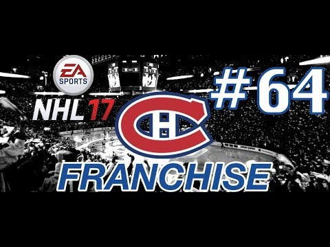 """NHL 17 Franchise 