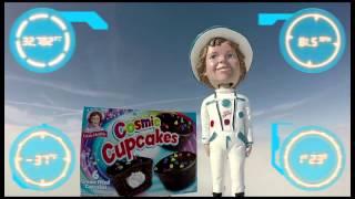 Cosmic Cupcakes Launch Video