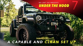 A Jeep Gladiator Set Up For Everyone | No Limit Inc.