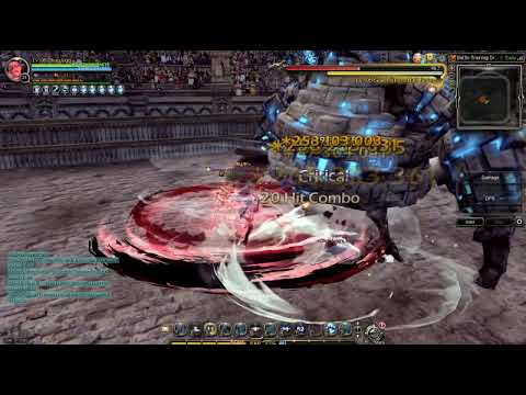 Barbarian Skill Rotation [Dragon Nest Sea]