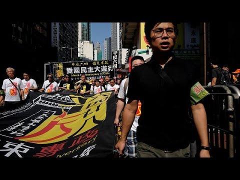 Tiananmen Square crackdown remembered